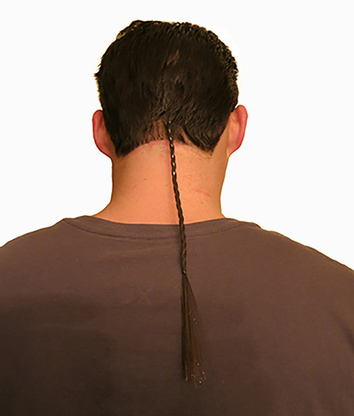 2 braided rat tail clip on wigs rattailwigs 2 braided rat tail urmus Image collections